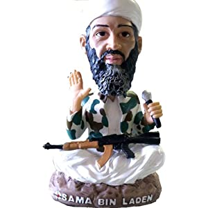Osama Bin Laden Military Bobblehead