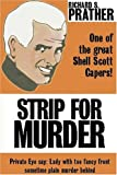 Strip for Murder (075921476X) by Prather, Richard S.