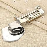 Overlock Folder A11 Hemmer/Folder/Binder/Sewing Parts, Sewing Hemmer, Overlock Binding of Curve Edge Folder, 2.5MM (Tamaño: 2.5CM)