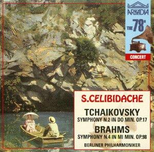 Tchaikovsky;Sym 2/Brahms;Sym 4