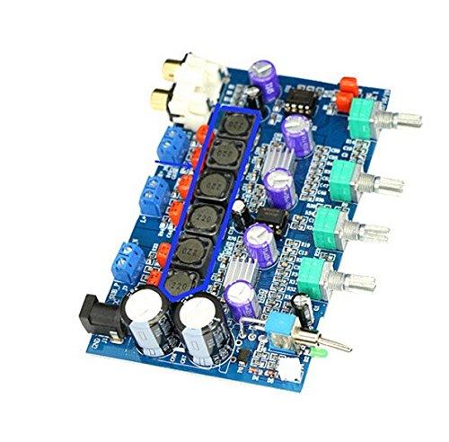 TPA3116 Bluetooth 4.0 2CH Stereo Audio Receiver Power Amplifier Board 2*50W MF