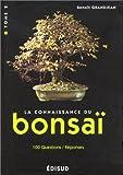 echange, troc Benoît Grandjean - La connaissance du bonsaï. 2, Techniques et méthodes de formation