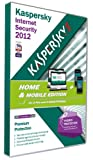 Kaspersky Internet Security 2012 Home & Mobile Edition (2 PCs & 2 Smartphones)