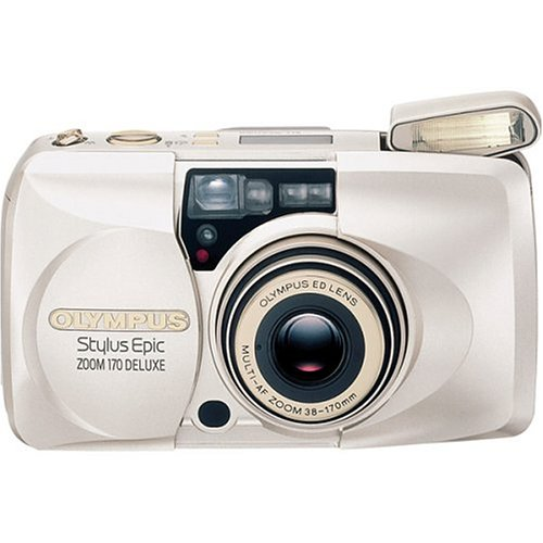 Olympus Stylus Epic Zoom 170 Qd Deluxe Compact 35Mm Camera Kit