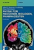 Image de Physik für Mediziner, Biologen, Pharmazeuten (De Gruyter Studium)