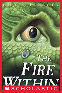 Book Cover: The fire within