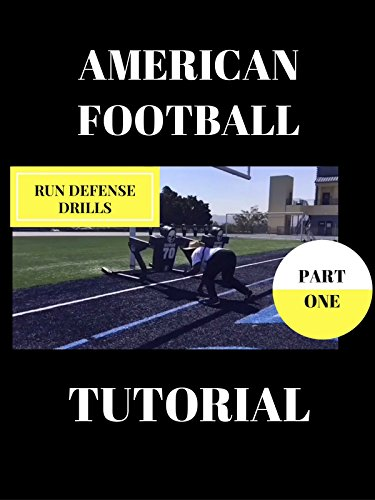 American Football Drills