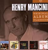 echange, troc Henry Mancini - Original Album Classics : Writer / Music / Fantasy / Rhymes & Reasons / Wrap Around Joy (Coffret 5 CD)