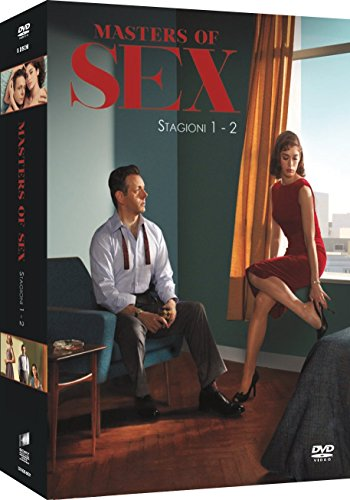 Master Of Sex - Stagioni 1 e 2 (Boxset) (8 DVD)