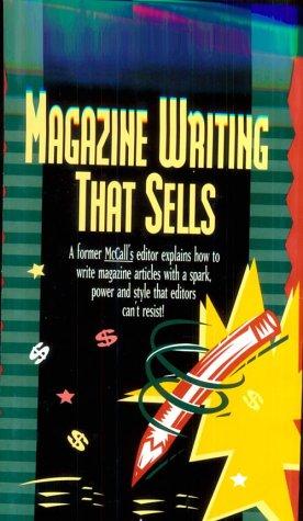 Magazine Writing That Sells