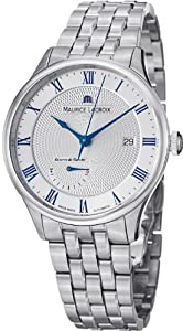 Maurice Lacroix MasterPiece Men's Power Reserve Automatic Watch MP6807-SS002-110