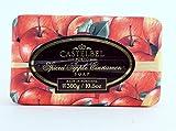 Castelbel Porto Spiced Apple Cinnamon Luxury Soap, Large, 10.5 Oz/300g Made In Portugal