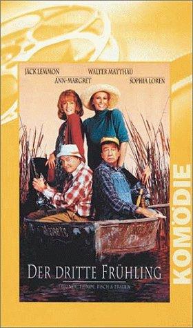 Der dritte Frühling - Freunde, Feinde, Fisch & Frauen [VHS]