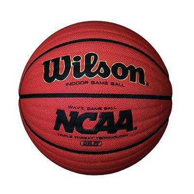 Wilson Sporting Goods NCAA Wave Indoor Game Basketball