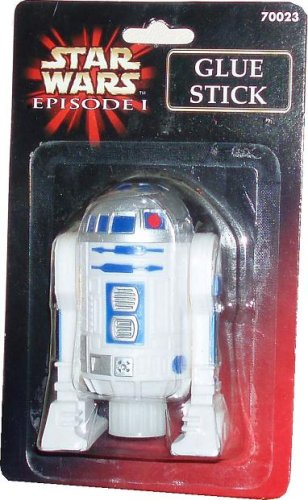 STAR WARS R2-D2 COLLECTIBLE GLUE STICK DISPENSER - 1