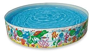 Intex 56453NP  - Snap-set piscina Ocean Reef