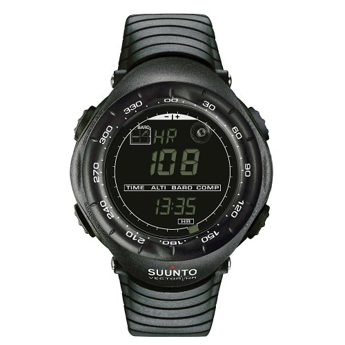 Suunto vector white heart rate monitor