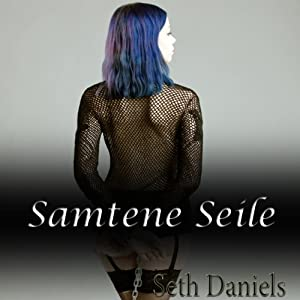 Samtene Seile: Eine erotische BDSM Fantasie [Velvet Ropes: An Erotic BDSM Fantasy] (German Edition) Hörbuch