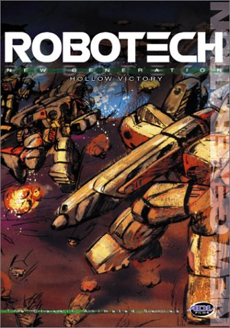 Robotech: New Generation - Hollow Victory [DVD] [Region 1] [US Import] [NTSC]