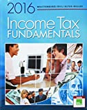img - for Bundle: Income Tax Fundamentals 2016, 34th + H&R Block Premium & Business Access Code + CengageNOWv2, 1 term Printed Access Card book / textbook / text book