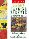 img - for Easy Hanging Baskets and Window Boxes (Collins Easy Gardening) book / textbook / text book