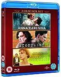 Anna Karenina / Pride & Prejudice / Atonement (Triple Pack) [Blu-ray] [2007]
