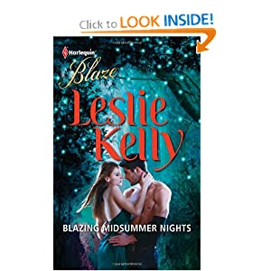 Blazing Midsummer Nights - Leslie Kelly
