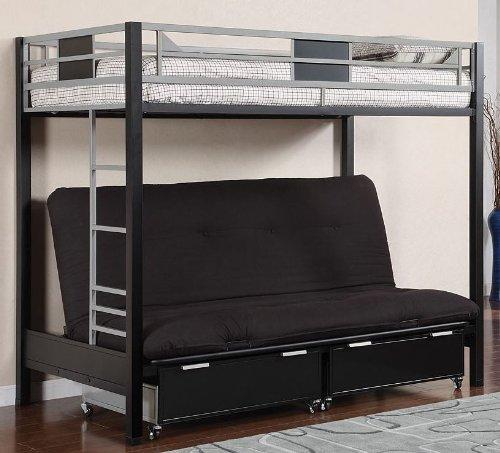 Futon Bunk Beds 5720 front
