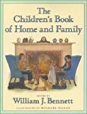 img - for The Children's Book of Home and Family book / textbook / text book