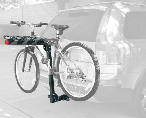Best Price Maxxtow Towing Products (70210) 4-Bike Deluxe Hitch Mount Rack