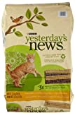 Yesterday's News Cat Litter, Non-Clumping, Unscented, 30-Pound...