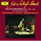 Bach: Orchestral Suites (Overtures) BWV 1066-1069 (CD 11)