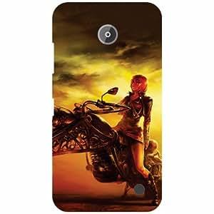 Nokia Lumia 630 Back cover - Automobile Designer Cases