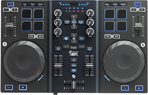 """Hercules 4780722 Dj Controller With """"Touch"""" And """"Air"""" Controls"""