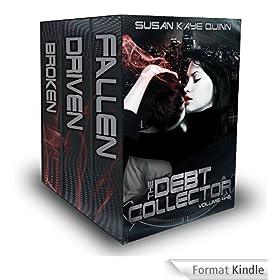Debt Collector (Episodes 4-6) (Debt Collector Season One Box Sets Book 2) (English Edition)