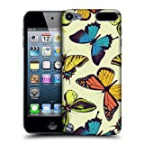 Head Case Wild Butterfly Pattern Back Case Cover For Apple iPod Touch 5G 5th Gen