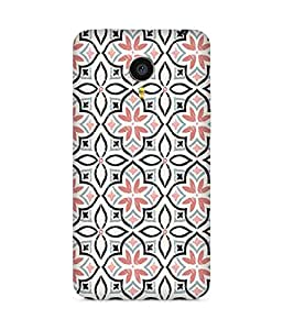 Mosaic Paint Meizu MX4 Case