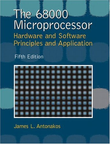 The 68000 Microprocessor (5th Edition)