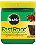 Miracle-Gro 100645 Fast Root Dry Powder Rooting Hormone Jar, 1-1/4-Ounce