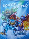 Skylanders Invitations and Thank You…