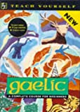img - for Gaelic (Teach Yourself) book / textbook / text book