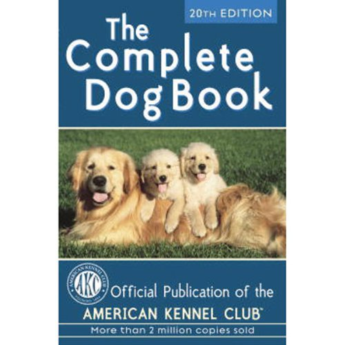 PetEdge 20th Edition The Complete Dog Book by the AKC