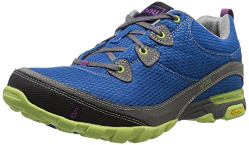 Ahnu Women's Sugarpine Air Mesh Hiking Shoe, Tahoe, 7 M US