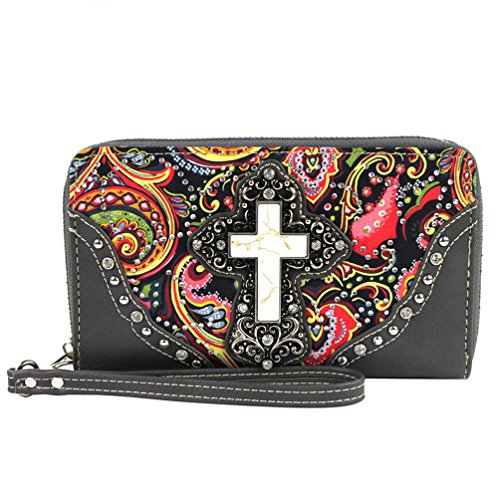 montana-west-spiritual-collection-wallet-grey