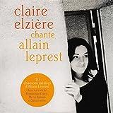 Chante Allain Leprest