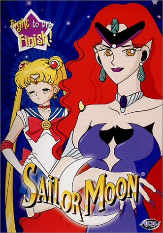 Sailor Moon: Fight to Finish [DVD] [Region 1] [US Import] [NTSC]