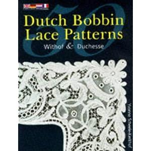 Dutch Bobbin Lace Patterns
