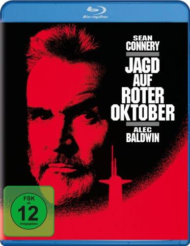 Jagd auf Roter Oktober [Blu-ray]