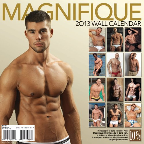 Magnifique 2013 Calendar