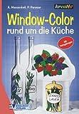 Window-Color rund um die Küche